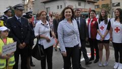 Полицейските синдикати изненадали с протеста си Бъчварова