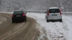Обилен снеговалеж на Шипка