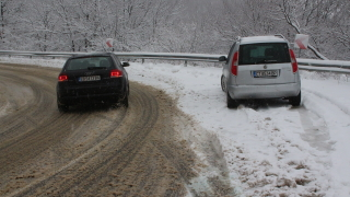 Сняг на Пампорово