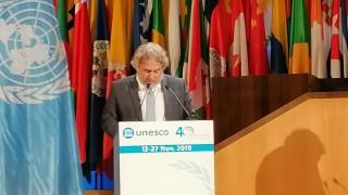 Боил Банов очерта в Париж приоритетите на страната ни в програмите на ЮНЕСКО