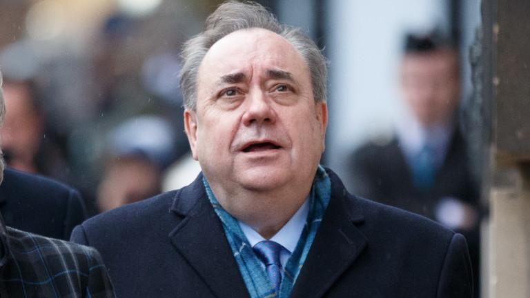 Бившият първи министър на Шотландия Алекс Салмънд оправдан