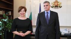 Стефан Янев разговаря за изборите с турския посланик у нас