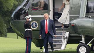 Тръмп предупреди Иран да внимава, правел много лоши неща
