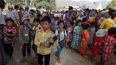 Мианмар освободил от военна служба повече от 744 деца