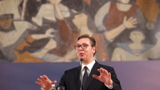 Вучич уверен, че конфликтът с България е незначителен