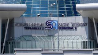 53% срив на пътниците на летище София