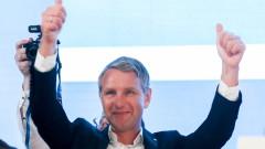 Крайнодесен политик в Германия прекъсна интервю след сравнение с Хитлер