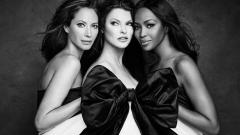 Наоми, Кристи и Линда заедно във фотосесия (СНИМКИ)