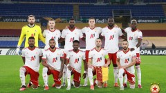 ЦСКА излиза за победа срещу Йънг Бойс
