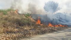 Пожар изпепели къщи във Великотърновско