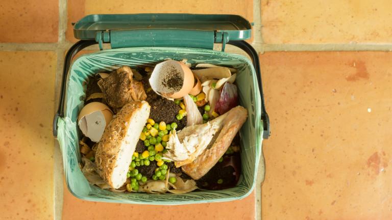 Столична община започва кампания за намаляване на хранителните отпадъци. Инициативата