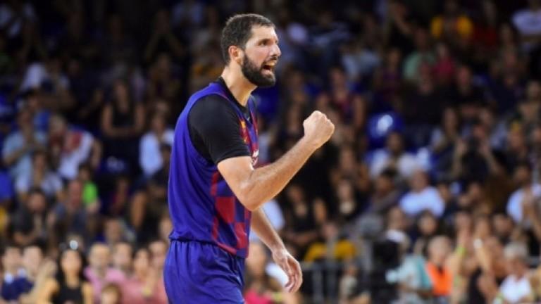 От баскетболният отбор на Барселона решиха да намалят със 70-процента