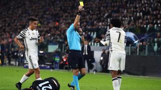 Ювентус - Порто 1:0 (Развой на срещата по минути)