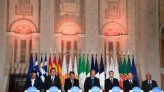 7 средиземноморски страни: Гражданите на ЕС трябва да имат думата за бъдещето му