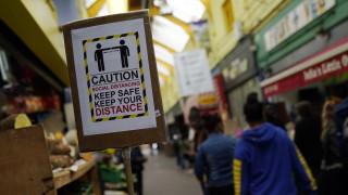Великобритания спира да съобщава новите смъртни случаи от COVID-19