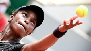 Слоун Стивънс е осминафиналистка в Париж