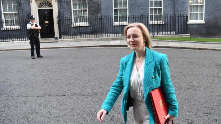 Великобритания договори търговски споразумения с Норвегия, Исландия, Лихтенщайн