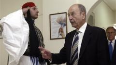 Почина бившият президент на Гърция