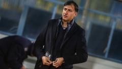 Треньорът на Септември преди ЦСКА: Със силните отбори се играе най-лесно