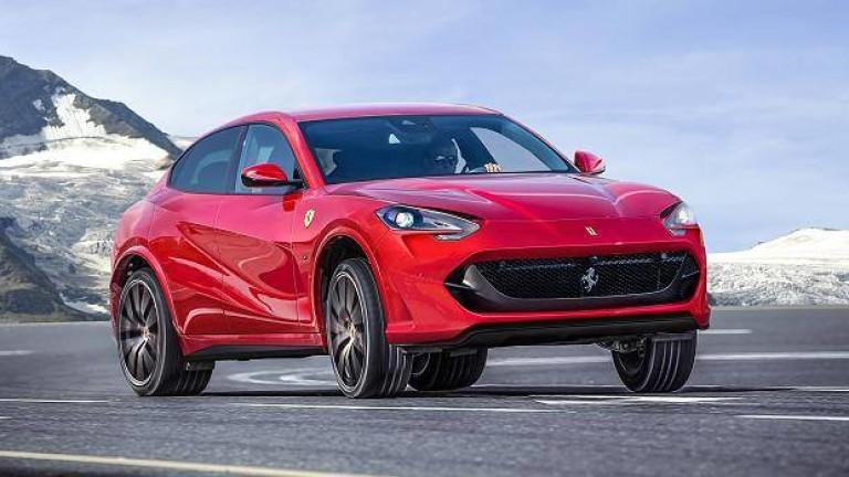 Истерията по SUV моделите завладя дори италианските производители на суперавтомобили.