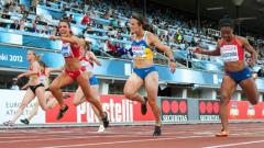 Ивет Лалова – европейска шампионка на 100 метра