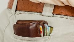 Арестуваха мъж, който не върнал изгубено портмоне