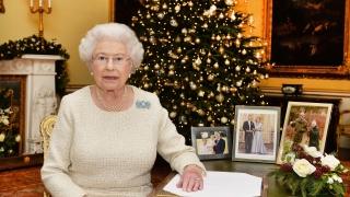 На светлината, която побеждава мрака, посвети речта си британската кралица