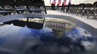 Превръщат Вашингтон в крепост за клетвата на Тръмп