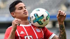 Хамес: Мечтаех за Реал, дъщеря ми плака при напускането