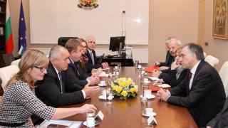 Европейската перспектива на страните от Западните Балкани обсъдиха Борисов и Вуянович