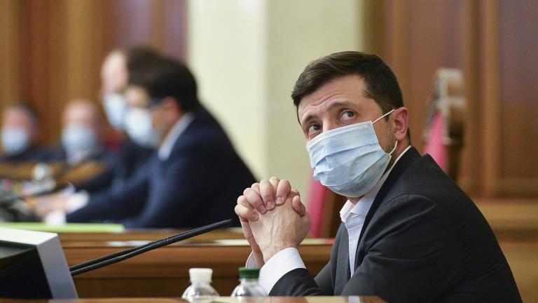 Украйна получи първия транш от МВФ в размер на 2,1 млрд. долара