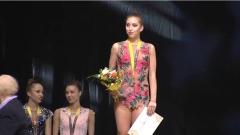 Гимнастичката ни Катрин Тасева спечели злато в Киев