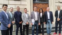 """Димитър Делчев води листата на """"десните"""", подкрепящи Манолова"""