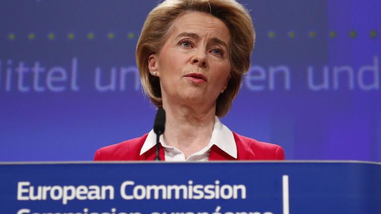 ЕС няма да дарява ваксини на бедните страни