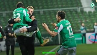 Илия Груев-младши дебютира в Бундеслигата при успех на Вердер