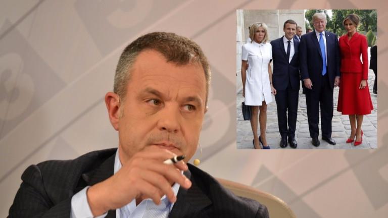 Емил Кошлуков е един от многото, които се развълнуваха от