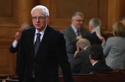 И Велизар Енчев вещае разпад на Македония