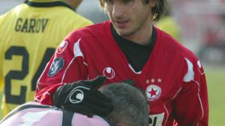 Велизар Димитров преподписва с ЦСКА до 2010 г.