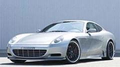 Hamann преработи Ferrari Scaglietti