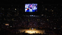 Емоционална вечер в Лос Анджелис, Лейкърс почети своята легенда Коби Брайънт