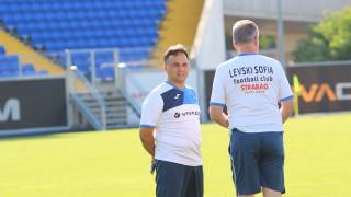 Николай Митов настоява: На Мъри му дадоха една година, за да направи отбор в Левски!