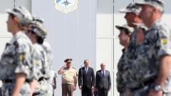 Президентът благодари за отговорността и устрема във военнотранспортната ни авиация