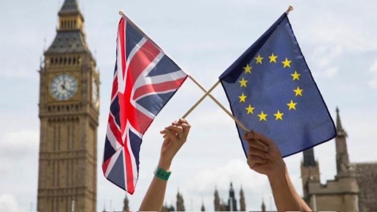 Банките във Великобритания са прехвърлили 900 млрд. паунда активи към ЕС след Брекзит