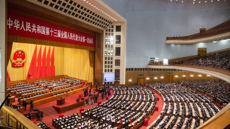 Китай обяви революционни реформи на правителството