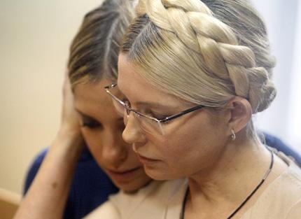 Разследват Тимошенко за 3 поръчкови убийства