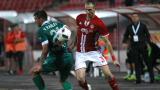 ЦСКА-София - Берое 4:0 (Развой на срещата по минути)