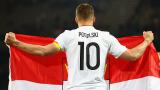 Лукас Подолски: Искам да играя за Фламенго
