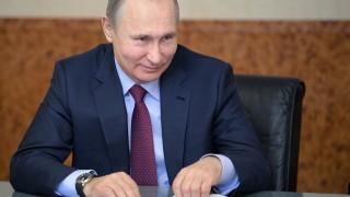 Путин наредил свалянето на пътнически самолет през 2014 година