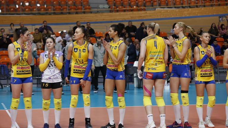 Марица (Пловдив) записа 13-ата си поредна чиста победа от началото