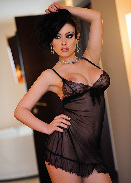 Лиляна Ангелова от Big Broter в американския Playboy